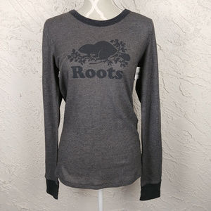 Roots Canada Cooper Beaver Thermal Top